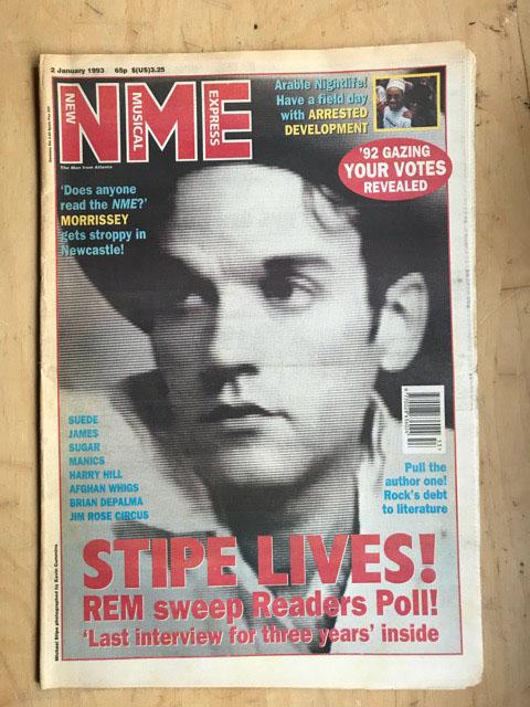 R.E.M. - NME