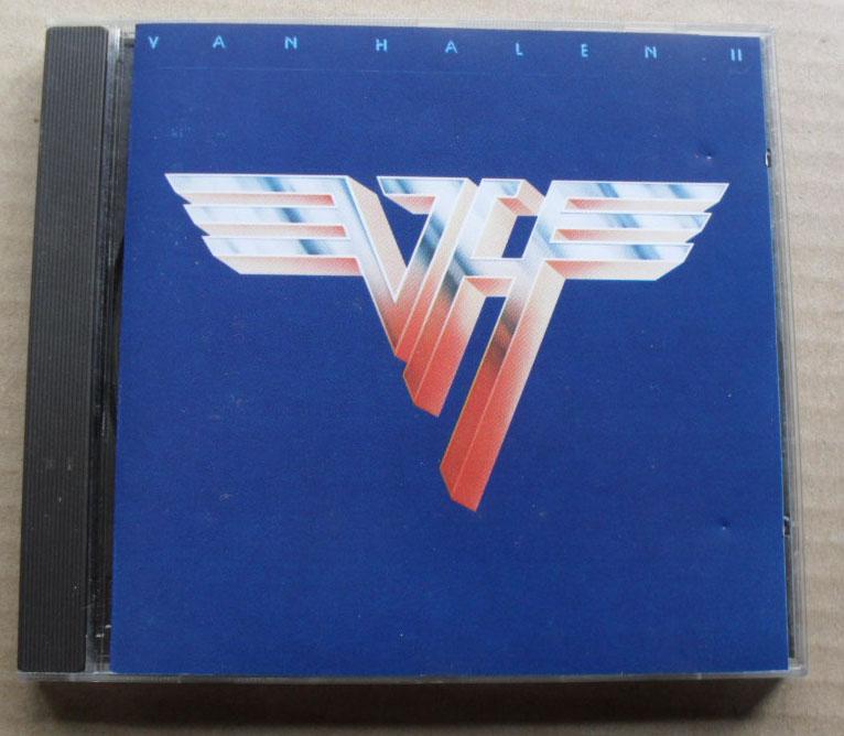 VAN HALEN - Van Halen Ii Album