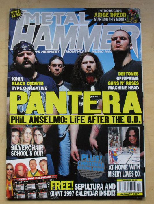 PANTERA - METAL HAMMER