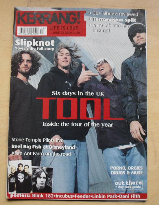 Kerrang No858