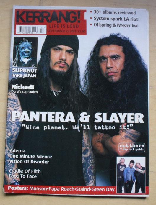 Kerrang No430