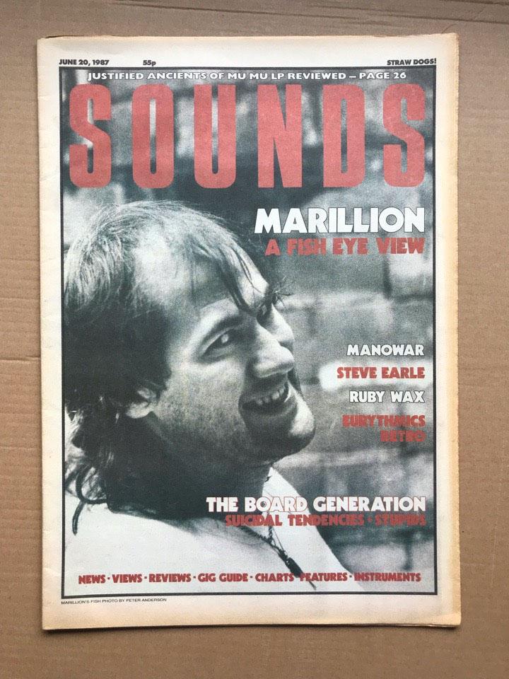 MARILLION SOUNDS