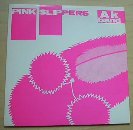 AK BAND - PINK SLIPPERS