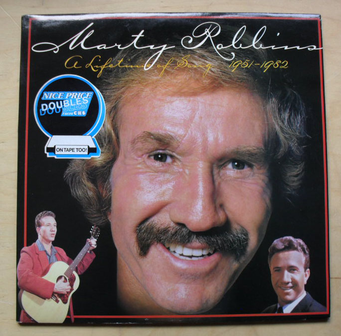 A Lifetime Of Song 1951-1982 - MARTY ROBBINS