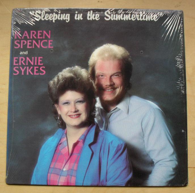 KAREN SPENCE & ERNIE SYKES - SLEEPING IN THE SUMMERTIME
