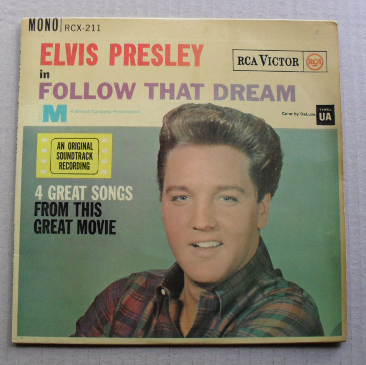 ELVIS PRESLEY -  vinyl records and cds