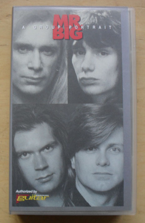 Mr Big Records Lps Vinyl And Cds Musicstack
