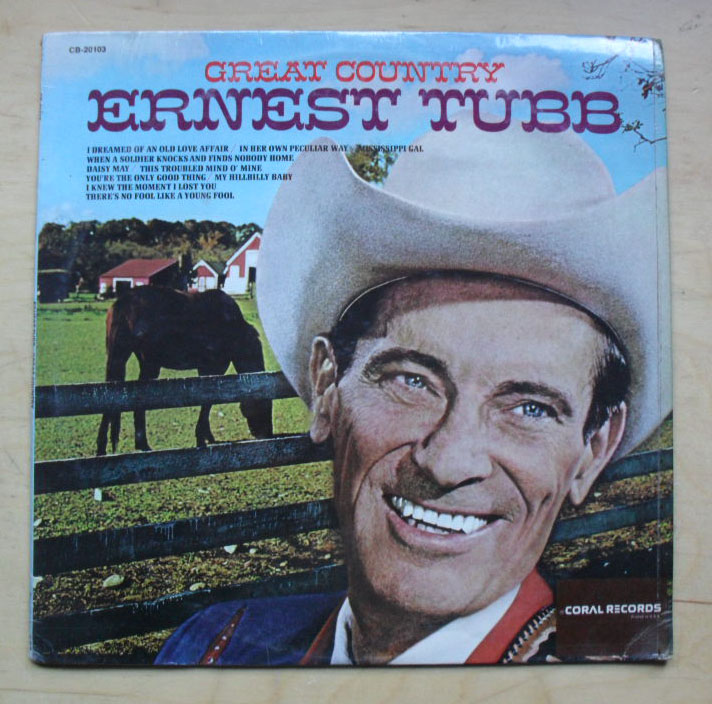 Great Country - ERNEST TUBB