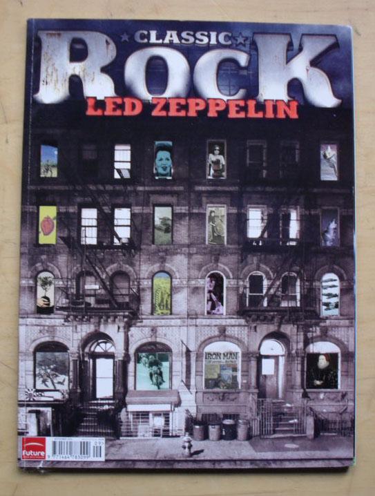 LED ZEPPELIN - CLASSIC ROCK #149-B