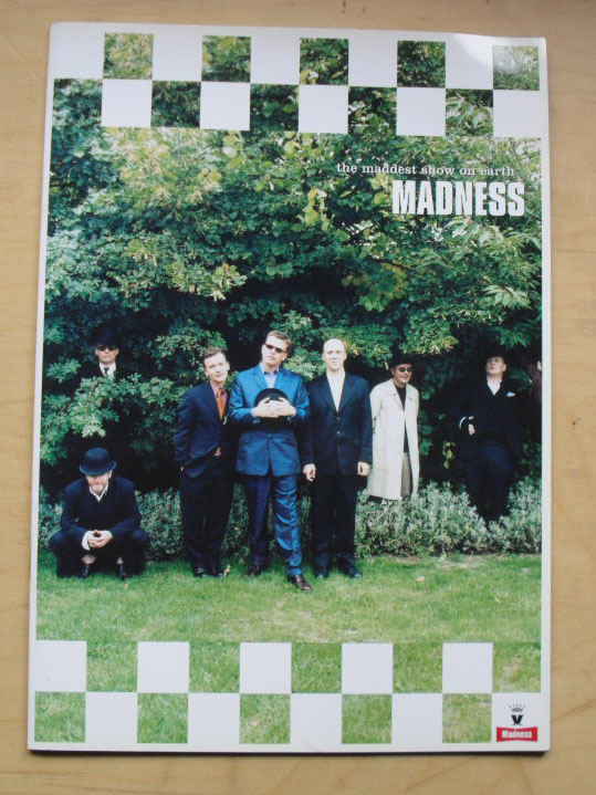 MADNESS - MADDEST SHOW ON EARTH
