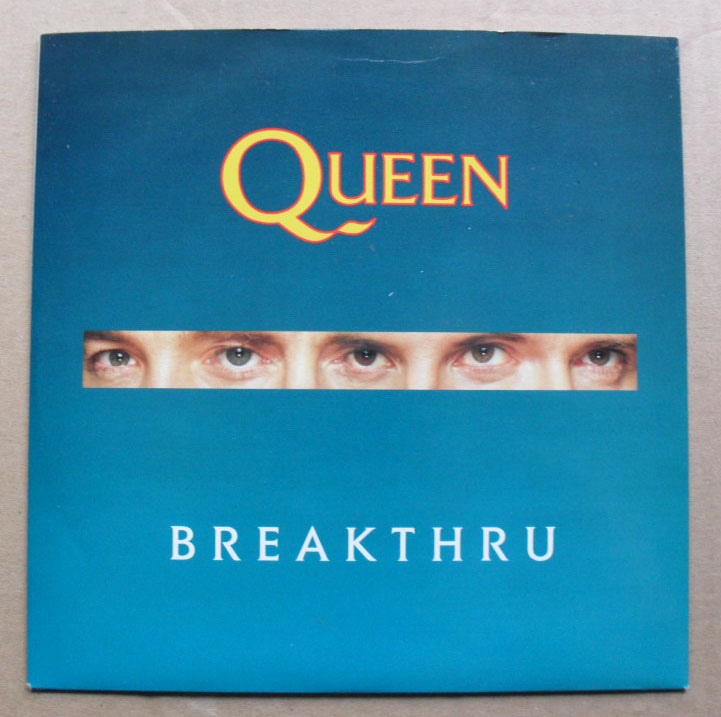 QUEEN - BREAKTHRU