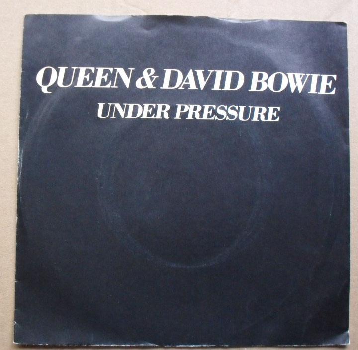 QUEEN & DAVID BOWIE - Under Pressure Album
