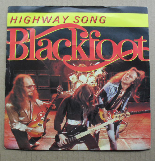 BLACKFOOT - Highway Song - Live Record