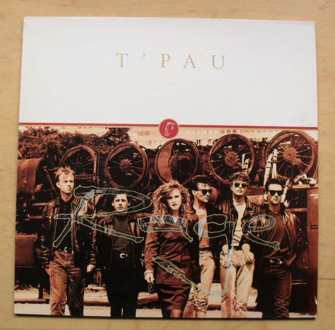 T'PAU - RAGE