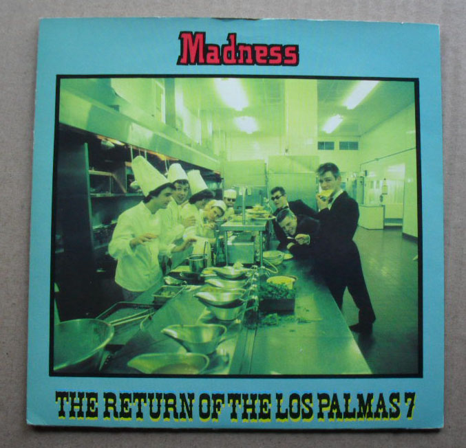 MADNESS - RETURN OF THE LOS PALMAS 7