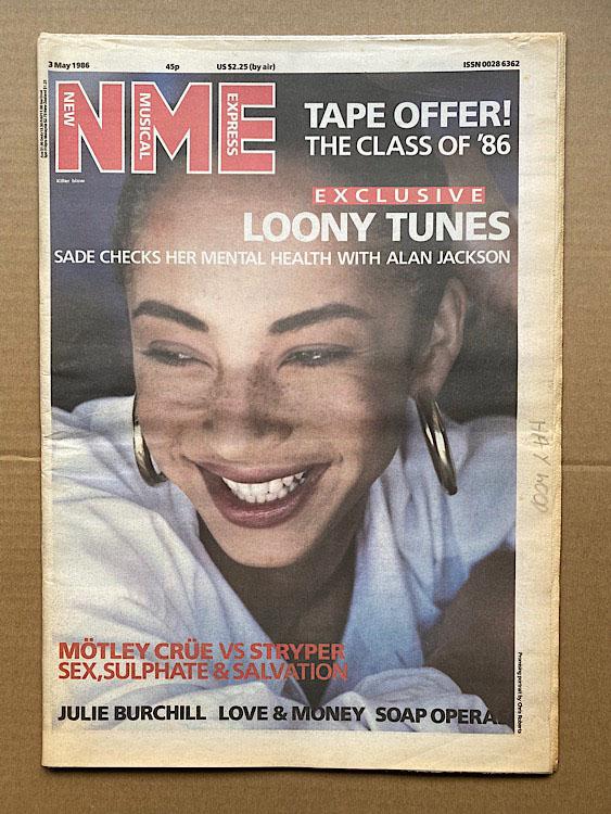 SADE - NME