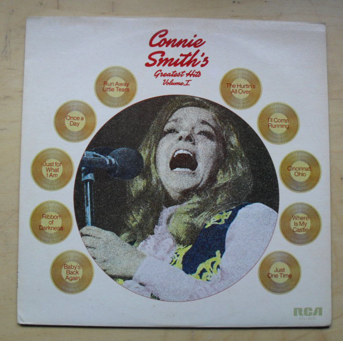 CONNIE SMITH - Greatest Hits Volume 1