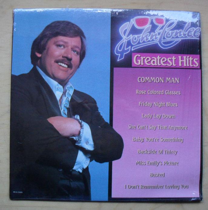 JOHN CONLEE - Greatest Hits Album