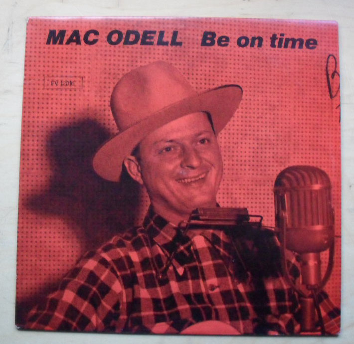 MAC ODELL - BE ON TIME