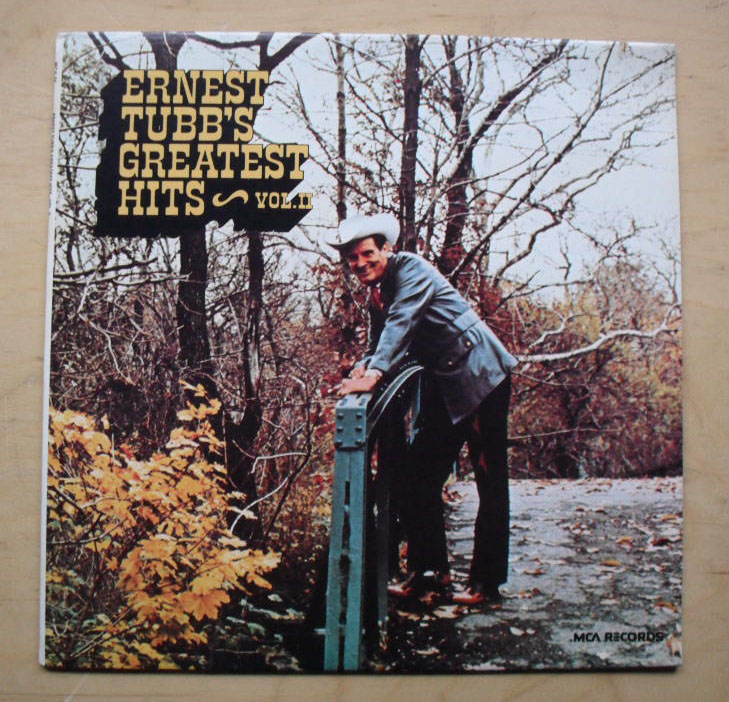 ERNEST TUBB - Greatest Hits Vol. Ii