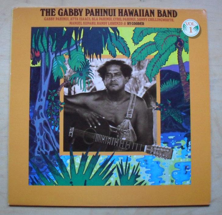 GABBY PAHINUI HAWAIIAN BAND - VOL. 1