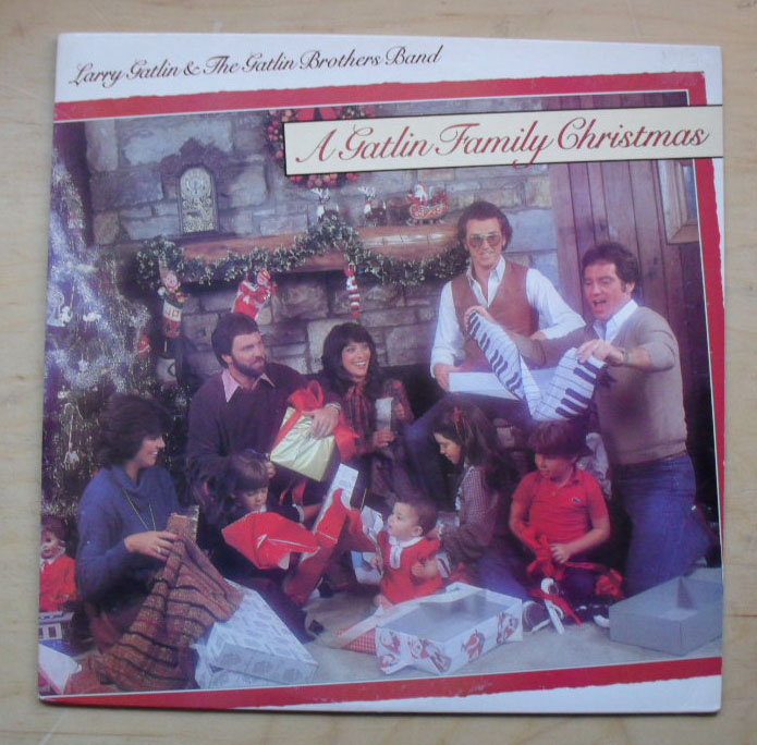 LARRY GATLIN & BROTHERS - A GATLIN FAMILY CHRISTMAS