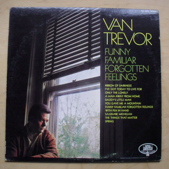 VAN TREVOR - FUNNY FAMILIAR FORGOTTEN FEELINGS