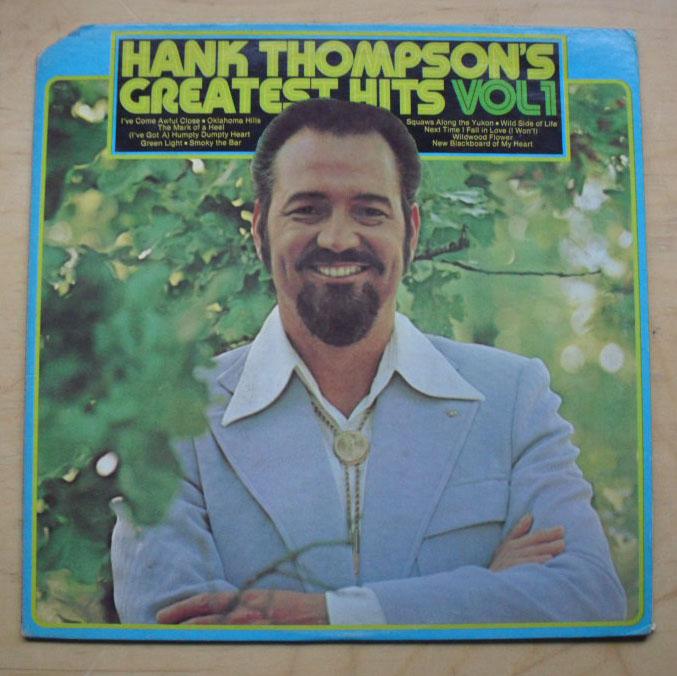 HANK THOMPSON - GREATEST HITS VOL 1