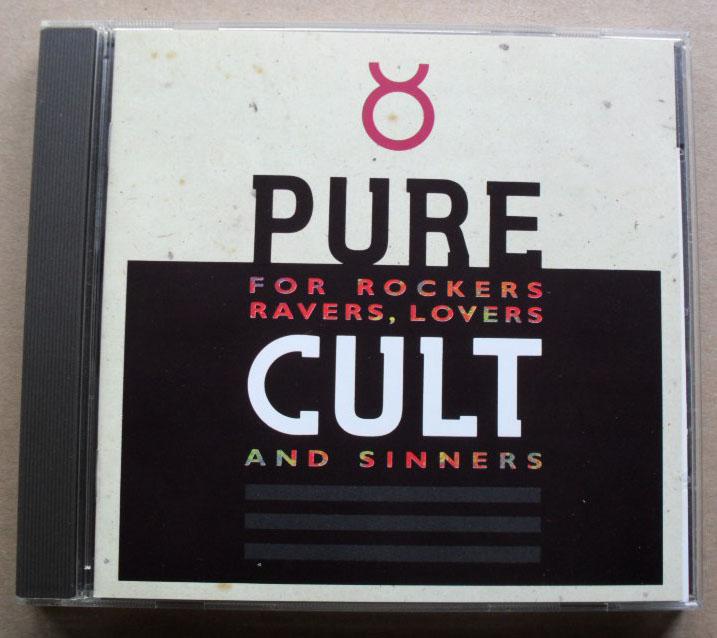 CULT - PURE CULT - CD