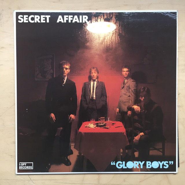 Secret Affair Glory Boys Records Lps Vinyl And Cds