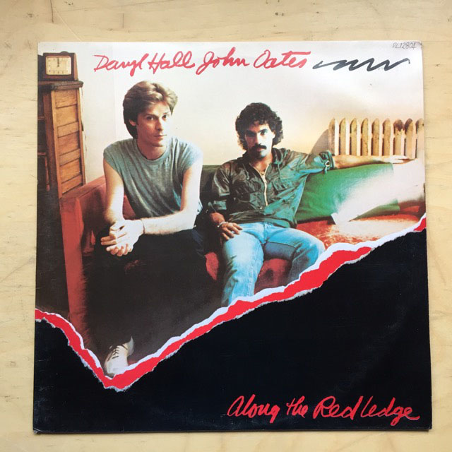 HALL + OATES - ALONG THE RED LODGE
