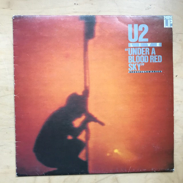 U2 - LIVE - UNDER A BLOOD RED SKY