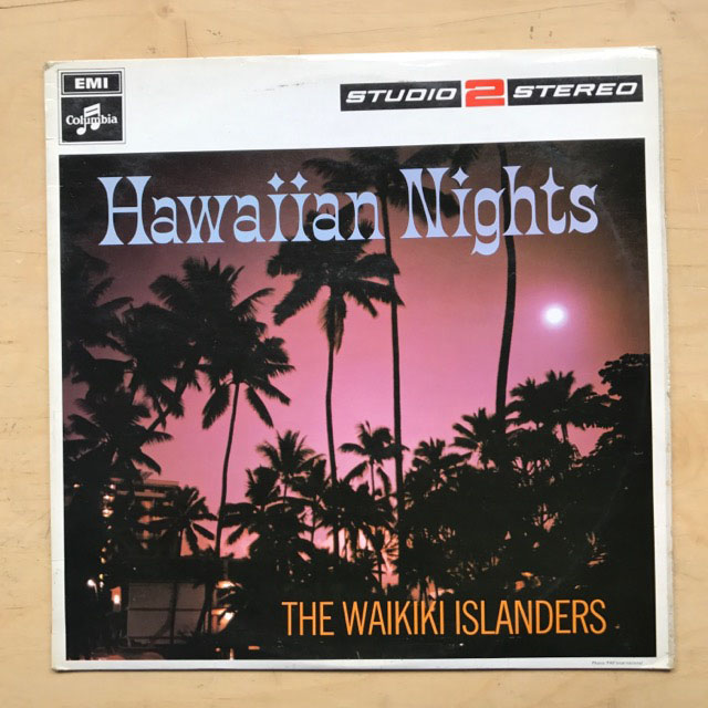 WAIKIKI ISLANDERS - HAWAIIAN NIGHTS