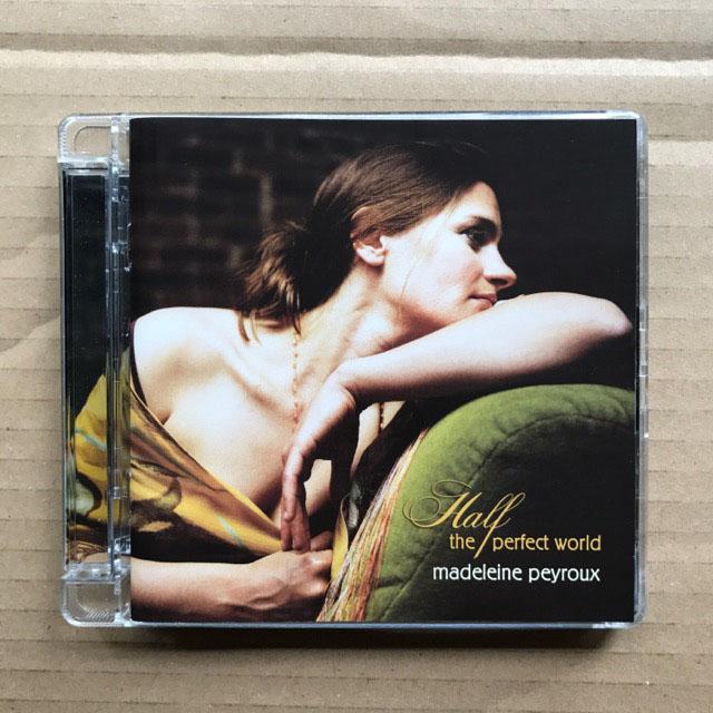 MADELEINE PEYROUX - HALF THE PERFECT WORLD