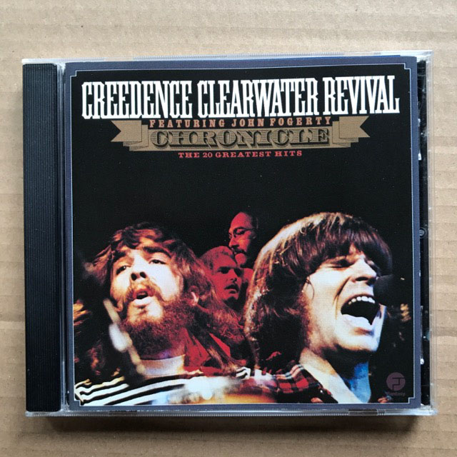 creedence clearwater revival chronicle records lps vinyl and cds musicstack. Black Bedroom Furniture Sets. Home Design Ideas