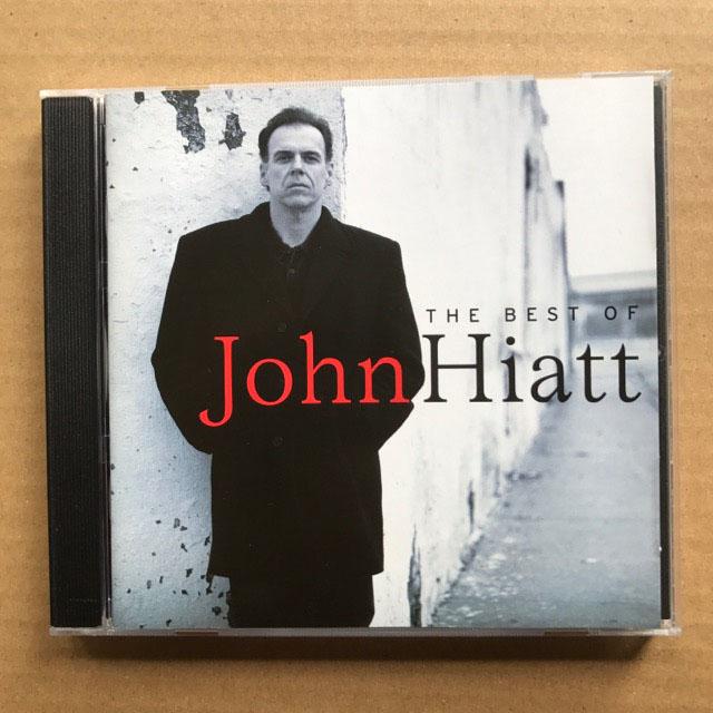 John Hiatt Discography - UK - 45cat