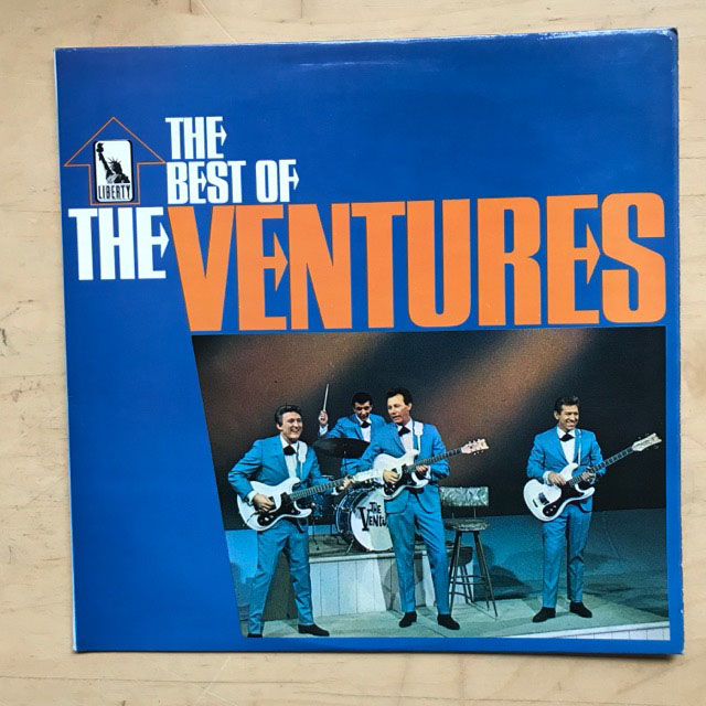 Ventures The Best Of The Ventures Records Lps Vinyl And