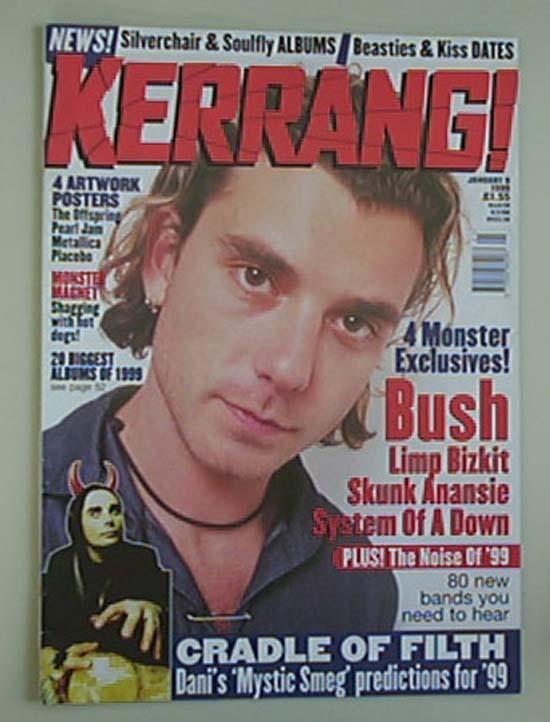 Kerrang No732