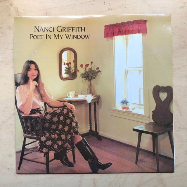 NANCI GRFFITH - POET IN MY WINDOW