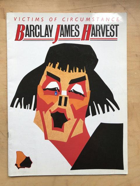 BARCLAY JAMES HARVEST VICTIM OF CIRCUMSTANCE
