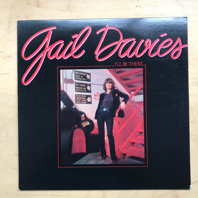GAIL DAVIES - I'LL BE THERE FOR YOU