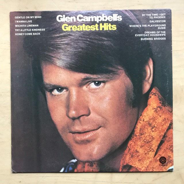 glen campbell singles