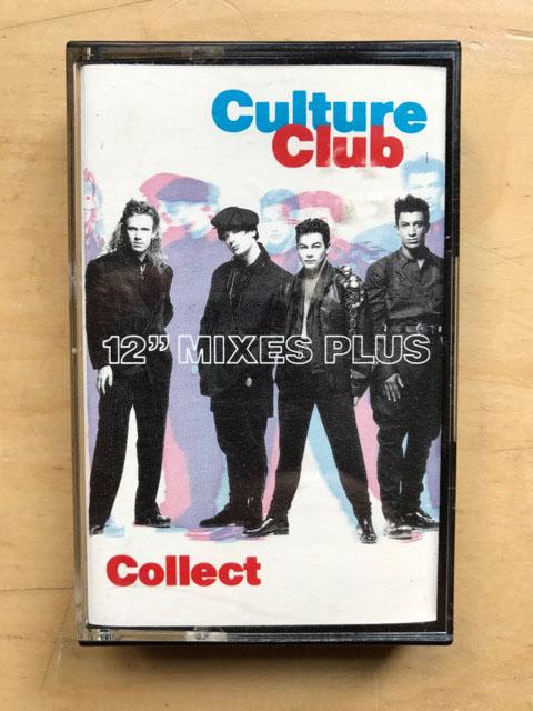 CULTURE CLUB 12'' MIXES PLUS