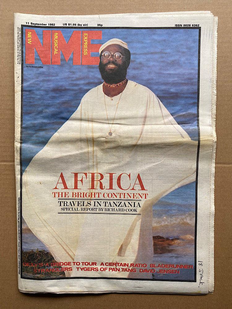 MZEE MAKASSY - NME - Magazine