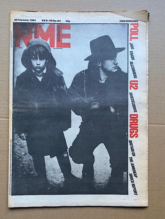 U2 NME