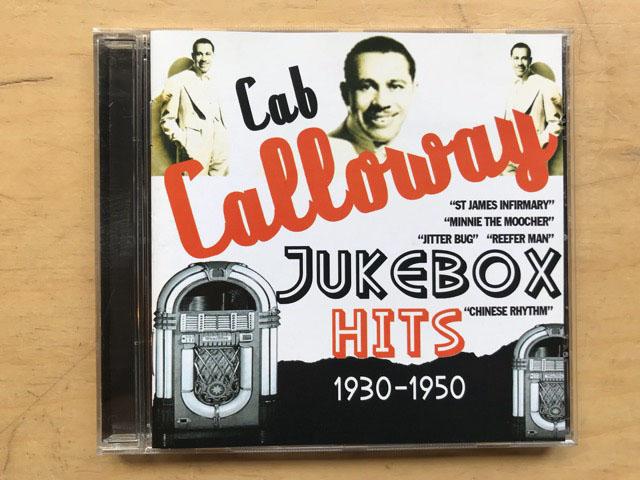 CAB CALLOWAY - JUKEBOX HITS