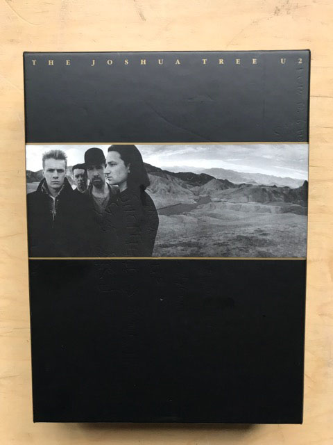 U2 - JOSHUA TREE(BOX)