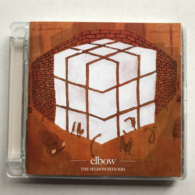 Elbow The Seldom Seen Kid Records Lps Vinyl And Cds
