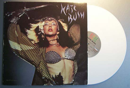 KATE BUSH - Kate Bush (white)