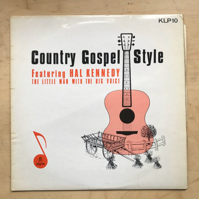HAL KENNEDY - COUNTRY GOSPEL STYLE
